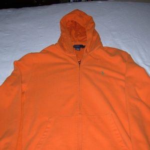 Polo Hooded Sweat Shirt